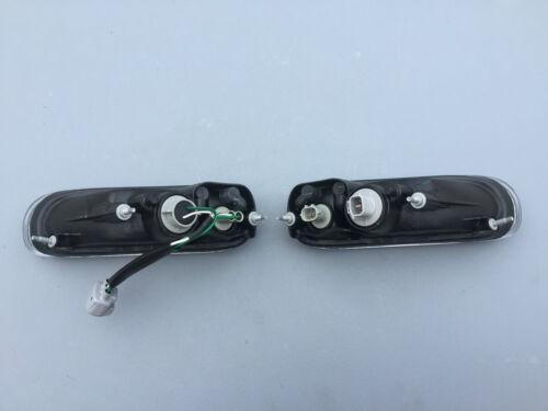 Toyota supra JZA80 MK4 JDM luces de Combi blanco indicadores nos Kit delantero intermitente