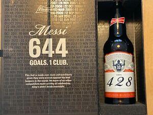 #428 Botellín de cerveza - Un gol entre todos - Andrés Fernández para ASTRAPACE