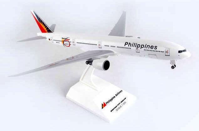 Philippines Airlines boeing boeing boeing 777-300er 1 200 Skymarks skr930 modèle d'avion b777 2fce02