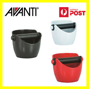 3 Color Coffee Knock Box Espresso Grinds Storage for Recycling Bin