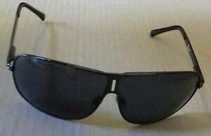 nuovo concetto 09825 9e181 Dettagli su Occhiali da sole avvolgenti uomo