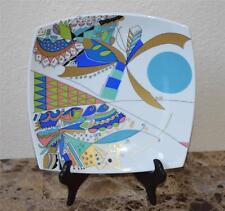 Rosenthal  Germany  Decorative Plate Bowl Signed Artist Art Decorative Dish