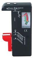 Battery Volt Tester Aa/aaa/c/d/9v Universal Button Cell Battery's