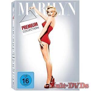 Marilyn-Monroe-Premium-Collection-14-DVD-Box-Neu-OVP