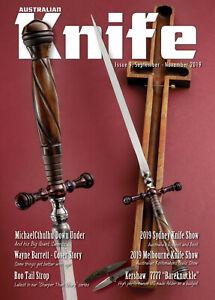 Australian Knife Magazine - Issue 9, November 2019