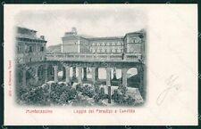 Frosinone Cassino Montecassino Alterocca 2916 cartolina XB3172