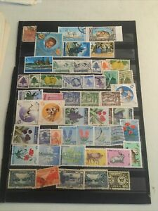 Collection Of Foreign  French Cols  Portugal Cols Spainish Mint Used L-91
