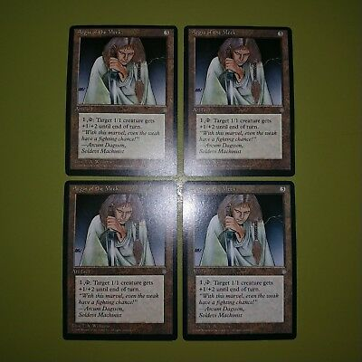 4x Playset MTG Magic the Gathering Complete Set of 4 x4 Cards Commander 2014