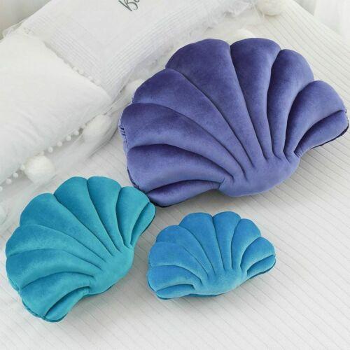 Shell Shaped Comfortable Cushion For Sofa Sea Shell Pillow Fashion Home Decor