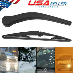 Image Is Loading Rear Windshield Back Wiper Arm Blade Fits Dodge