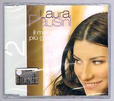 LAURA PAUSINI IL MIO SBAGLIO PIU' GRANDE  CD SINGOLO SINGLE  cds SIGILLATO!!!