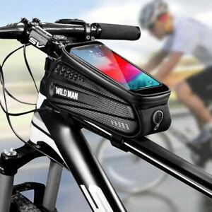 Waterproof Bike Bag with phone holder BRAND NEW
