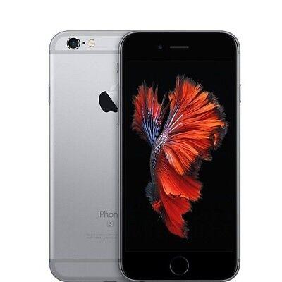 APPLE IPHONE 6S 64GB RICONDIZIONATO GREY 12 MESI GARANZIA GRADO A/B