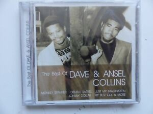 CD-The-best-of-DAVE-amp-ANSEL-COLLINS-GFS-614-REGGAE-monkey-spanner