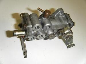 95-97-99-Arctic-Cat-Poudre-Extreme-600-Zrt-Triple-Moteur-Huile-Injecteur-Pompe