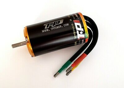 TP Power TP3630 5500kv Brushless Motor TP3630 with vented end cover /& 5mm shaft