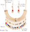 Fashion-Women-Pendant-Crystal-Choker-Chunky-Statement-Chain-Bib-Necklace-Jewelry thumbnail 81