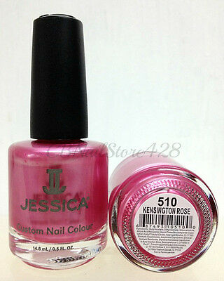 Jessica - Nail Lacquer for Natural Nail Choose Any Color .5 fl oz (Series 2)