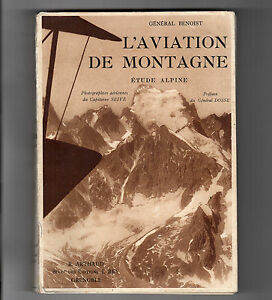AVIATION-de-MONTAGNE-etude-Alpine-1934-BENOIST-Photos-SEIVE