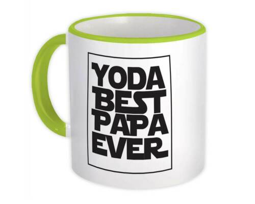Gift Mug Star Wars Jedi You Are Grandpa Grandfather Yoda Best Papa Ever