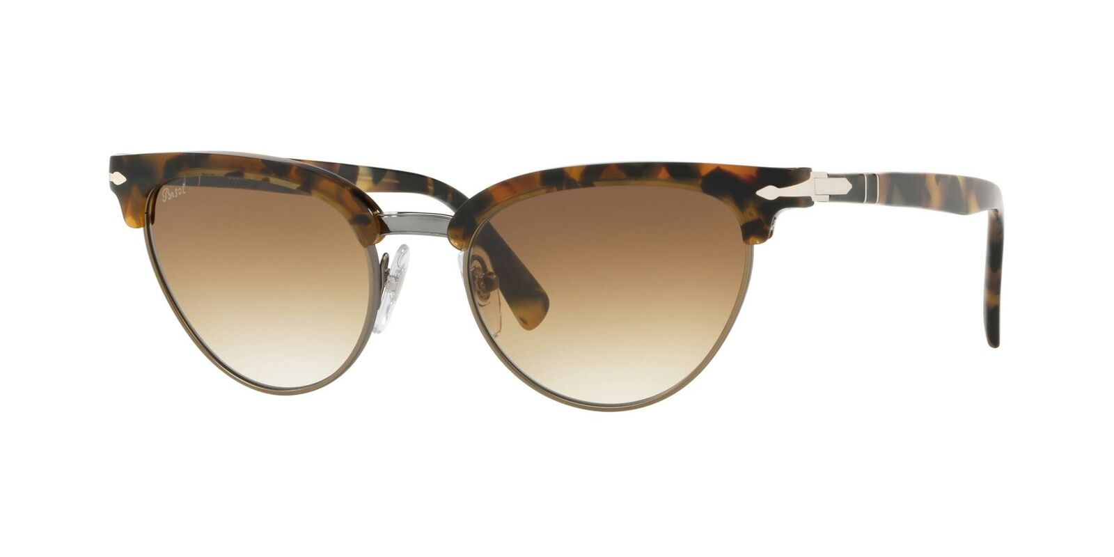 Persol SARTORIA PO 3198S Dark Tortoise/Brown Shaded 51/19/145 women Sunglasses