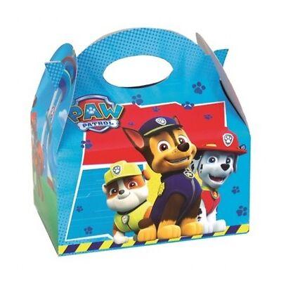 PJ Masks/Paw Patrol/Disney Food Loot Party Xmas Treat Boxes ~Pick 1 - 40 boxes