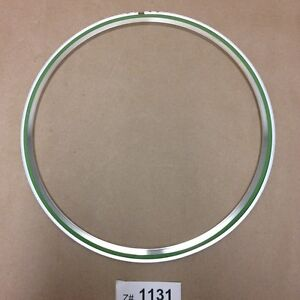 Details about (Lot of 3) Kurt J Lesker QF250-SAVR SS ISO-250 Centering Ring