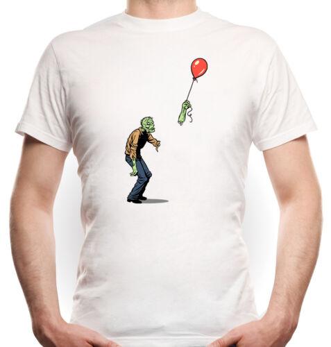 Happy Zombie T-Shirt  White Certified Freak