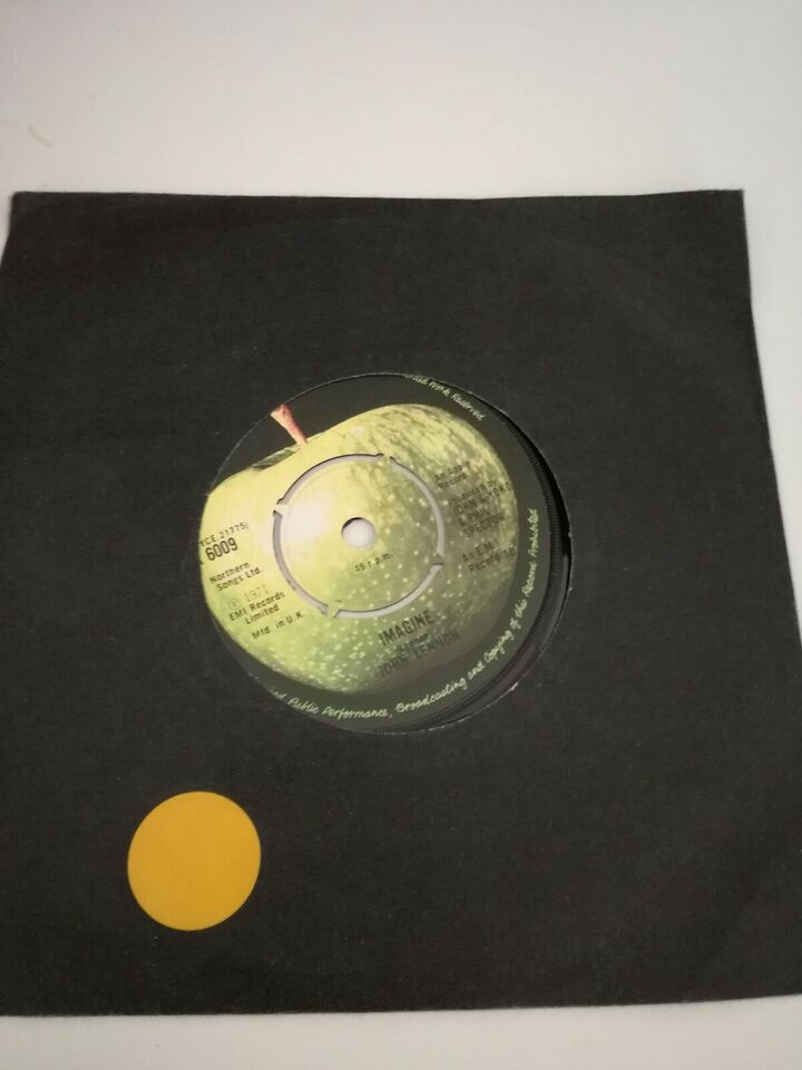 Single, Beatles/John Lennon, 4 singler sælges