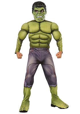 Avengers - Age of Ultron - Hulk Child Muscle Costume