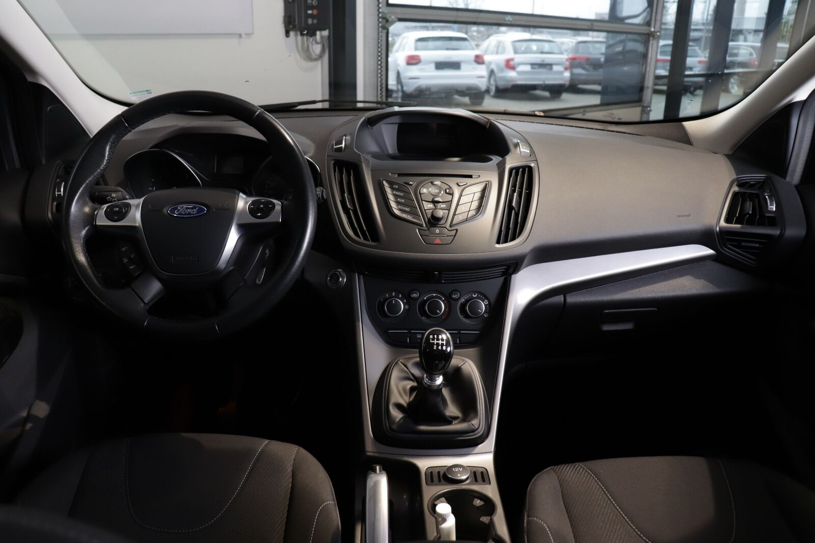 Ford Kuga TDCi 120 Trend
