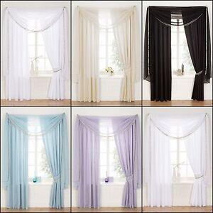 Pearl-voile-double-bande-rideaux-pearl-embelli-accessoires-disponibles