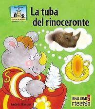 La tuba del rinoceronte  Rhino Horn (Cuentos De Animales  Animal Stories) (Spani