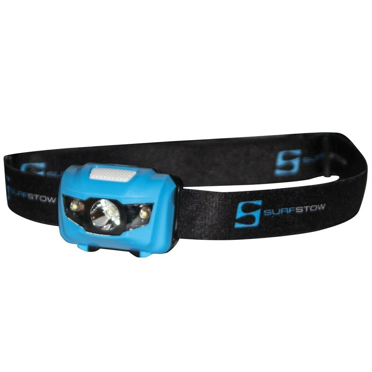 SURFSTOW GLO Stand-Up Paddleboard LED Headlamp and Mountable Light
