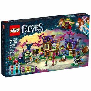 LEGO-Elves-Magic-Rescue-from-The-Goblin-Village-41185