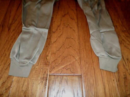 U.S ARMY MILITARY ISSUE EXTREME COLD WEATHER POLYPROPYLENE UNDERPANTS USA MADE