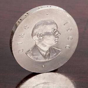 Padraig-Pearce-10s-Schilling-Piece-1966-Silver-Irish-Commemorative-Coin-Uncirc