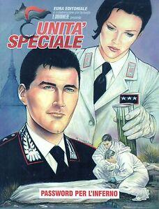 Unita-Speciale-Anno-II-N-11-Password-per-l-039-inferno-Eura-Editoriale