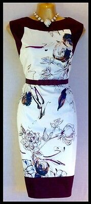 """GORGEOUS PHASE EIGHT SIZE 16 """"DARCY"""" STUNNING DRESS RRP £120.00 NEW WITH TAGS"""