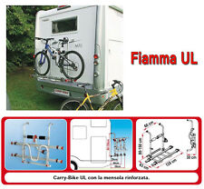 709262 Porta Bici Carry Bike Fiamma Pro C Alluminio fino a 4 Bici x Camper  PP