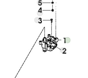 Genuine-John-Deere-R47VO-Walk-Behind-Lawnmower-SA394-Transmission-SA34286