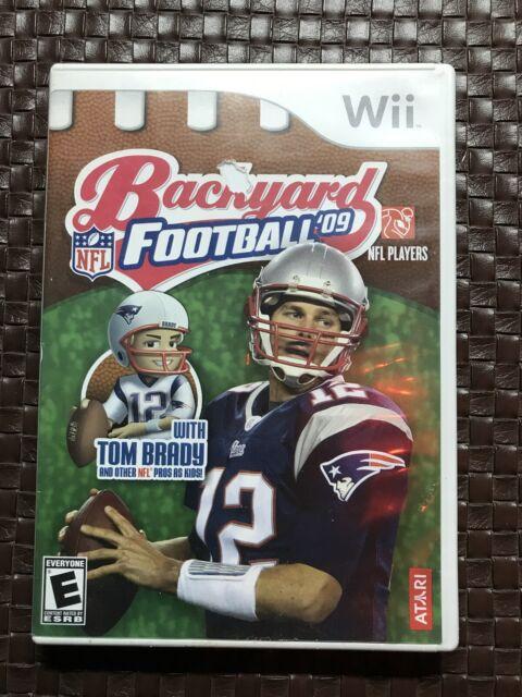 Backyard Football '09 (Nintendo Wii, 2008) Brand New ...