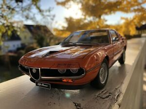 1:18 Autoart Alfa Romeo Montreal #70172 by RACEFACE-MODELCARS