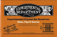Experimental Crystal Set Receivers by Modern Electrics