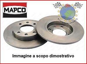15845/2 Dischi Freno Ant OPEL COMBO Cassone / Furgonato / Promiscuo Diesel 2001P