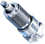 Bujias-X-4-Bosch-Super-Plus-se-adapta-Citroen-C2-C3-Xsara-Picasso-Saxo-Berlingo miniatura 2