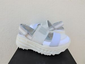 3540fb38522 Details about UGG WHITE FASHION BABY SLINGBACK RUNNER SNEAKERS SHOES, US 5/  EUR 36 ~NIB
