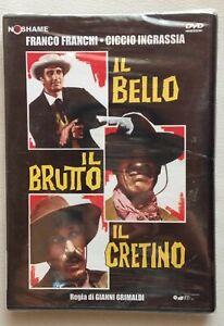 DVD-IL-BELLO-IL-BRUTTO-E-IL-CRETINO-Franco-e-Ciccio-NUOVO