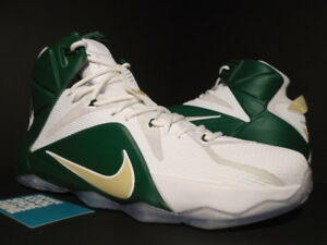 newest e9058 a0b18 Image is loading NIKE-LEBRON-XII-12-SVSM-ST-VINCENT-MARY-