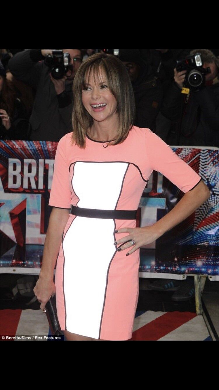 0d3c1a73ae MILLY MILLY MILLY vestito come si vede nella Amanda Holden 9fb444 ...